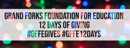 12 Days of Giving Header