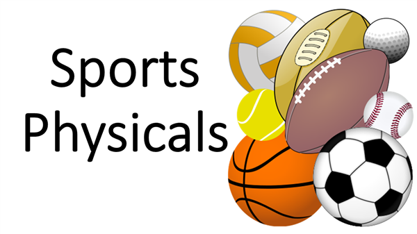 Sports Physicals 2019-2020