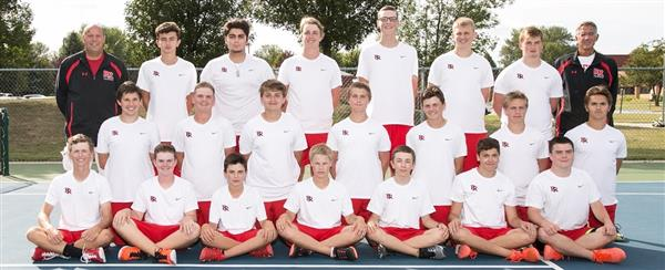 Red River Boys Tennis Team