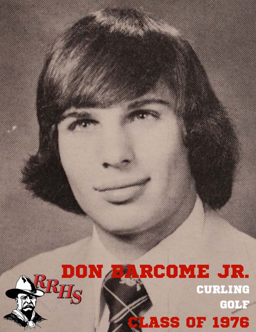 Don Barcome Jr.